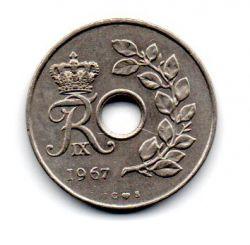 Dinamarca - 1967 - 25 Ore