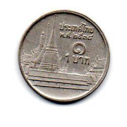 Tailândia - 1995 - 1 Baht