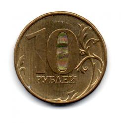Russia - 2012 - 10 Rubles