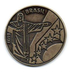 Medalha Futebol 2022 - Brasil