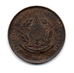 1906 - 20 Réis - Moeda Brasil