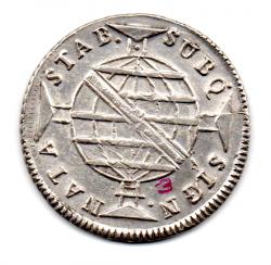 1815B - 960 Réis - Prata - Patacão - Moeda Brasil Colônia