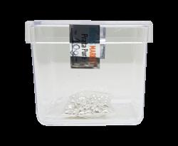 Prata - (R$ 7,96 o grama) - Prata Granulada - 10 Gramas de Prata Pura .999 - (Pureza 99,9%)