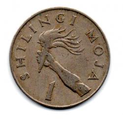 Cópia de Tanzânia - 1966 - 1 Shilingi