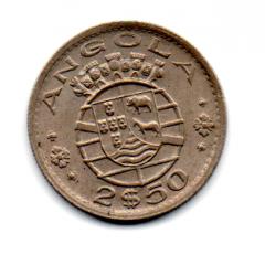 Angola - 1968 - 2,50 Escudos