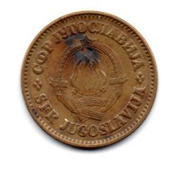 Iugoslávia - 1981 - 50 Para