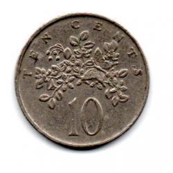 Jamaica - 1983 - 10 Cents