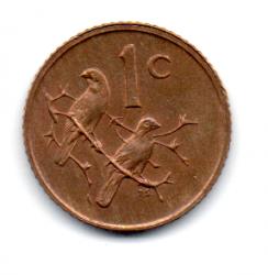 África do Sul - 1978 - 1  Cent