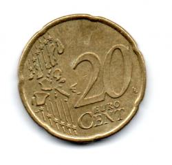Bélgica - 2000 - 20 Euro Cent
