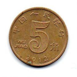 China - 2012 - 5 Jiao
