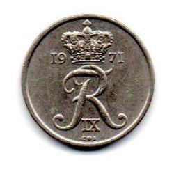 Dinamarca - 1971 - 10 Ore
