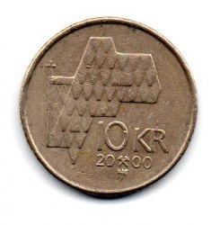 Noruega - 2000 - 10 Kroner