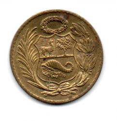 Peru - 1964 - ½ Sol