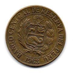 Peru - 1968 - 1 Sol