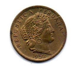 Peru - 1952 - 10 Centavos