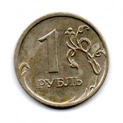 Rússia - 2009 - 1 Ruble