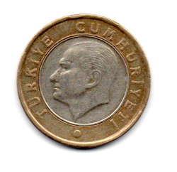 Turquia - 2010 -1 Lira