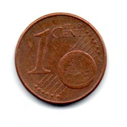 Áustria - 2009 - 1 Euro Cent