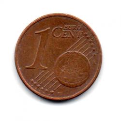 Áustria - 2014 - 1 Euro Cent