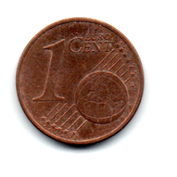 Áustria - 2017 - 1 Euro Cent
