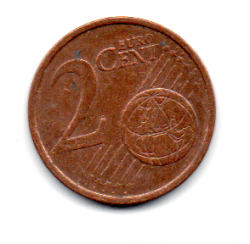 Irlanda - 2002 - 2 Euro Cent