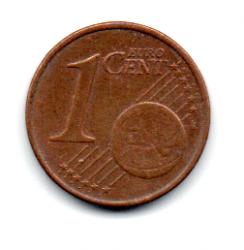 Irlanda - 2004 - 1 Euro Cent