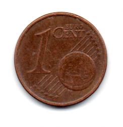 Irlanda - 2007 - 1 Euro Cent