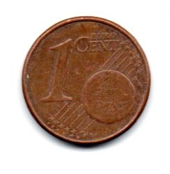 Irlanda - 2008 - 1 Euro Cent