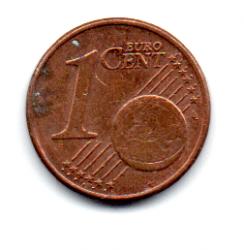 Irlanda - 2012 - 1 Euro Cent