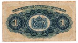 Trinidad e Tobago - 1948 - 1 Dollar - Cédula Estrangeira