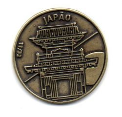 Medalha Futebol 2022 - Japão