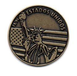 Medalha Futebol 2022 - Estados Unidos