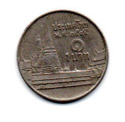 Tailândia - 2002 - 1 Baht