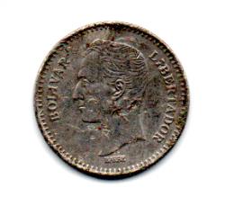 Venezuela - 1989 - 25 Céntimos