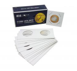 Coin Holder PCCB (1 Caixa com 50 Coin Holders de Grampear)