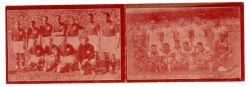 Folheto Antigo Lembrança da Copa do Mundo de 1950