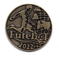 Medalha Futebol 2022 - França