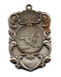 Medalha Esportiva Futebol SESC