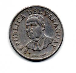 Paraguai - 1975 - 10 Guaranies