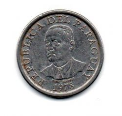 Paraguai - 1978 - 10 Guaranies (F.A.O)