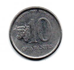 Paraguai - 1980 - 10 Guaranies (F.A.O)