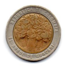 Colômbia - 1994 - 500 Pesos