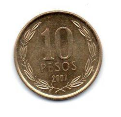 Chile - 2007 - 10 Pesos