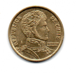 Chile - 2011 - 10 Pesos
