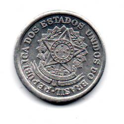 1960 - 50 Centavos - Moeda Brasil - Estado de Conservação: Flor de Cunho (FC)