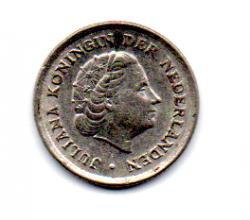 Holanda - 1961 - 10 Cents