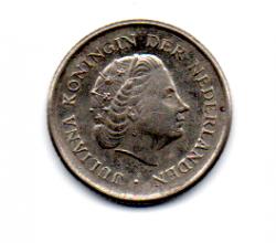 Holanda - 1968 - 10 Cents