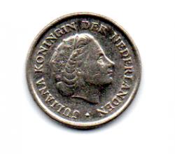Holanda - 1973 - 10 Cents