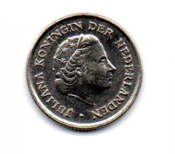 Holanda - 1975 - 10 Cents