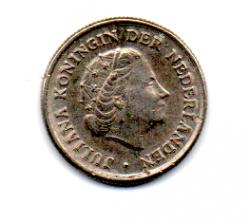 Holanda - 1977 - 10 Cents